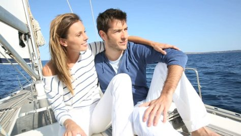 1-ffn couple on a boat